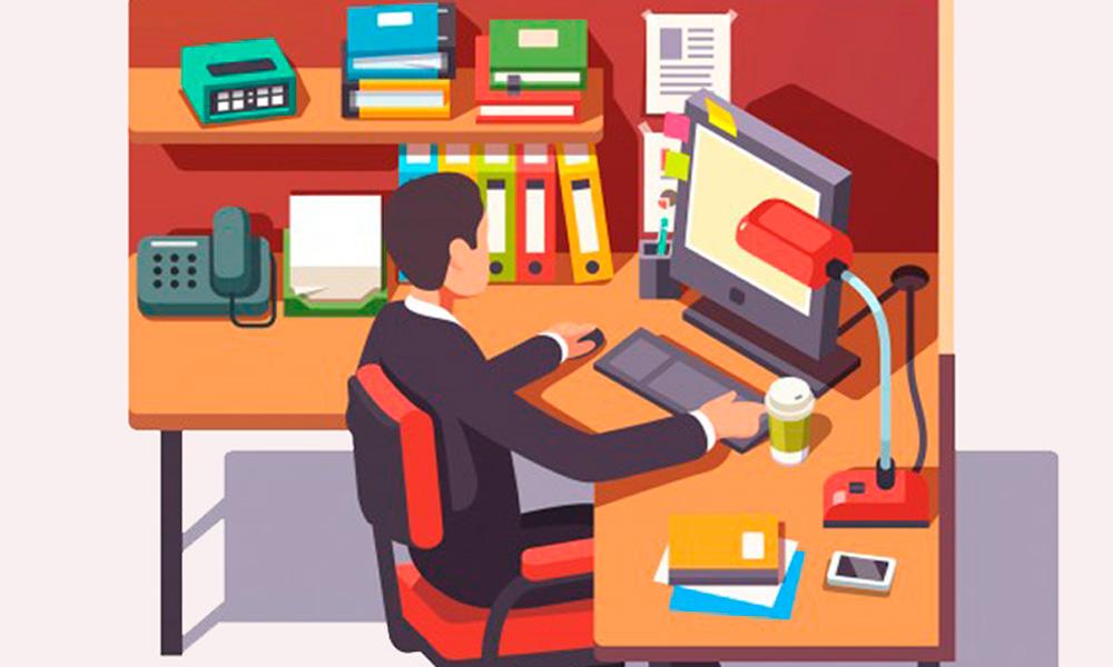 trucos para decorar tu escritorio de trabajo