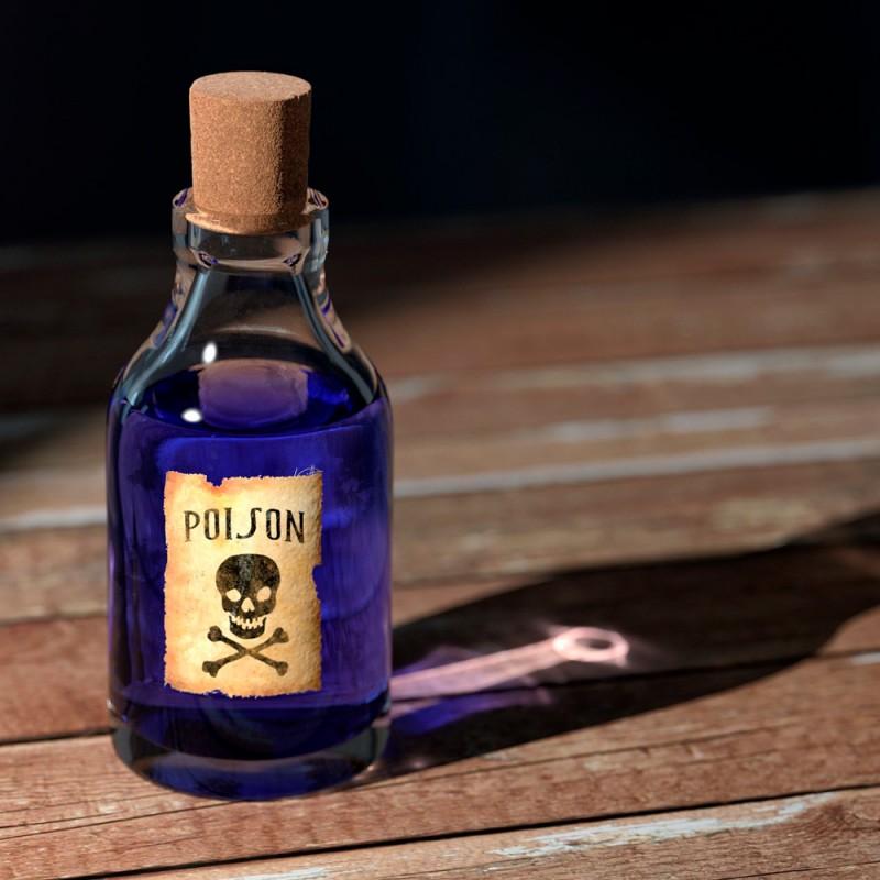 Qué hacer en caso de envenenamiento o intoxicación