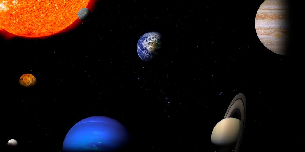 test de los planetas del sistema solar