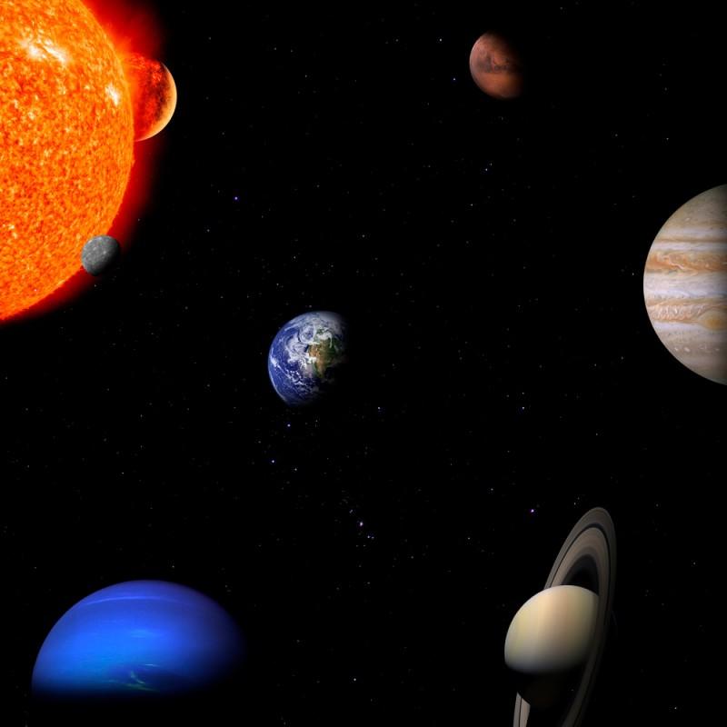 ¿Cuánto sabes sobre el sistema solar? Test de los planetas para niños y adultos