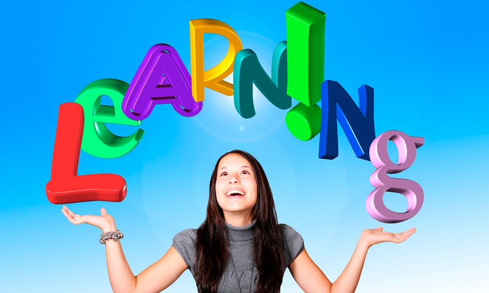 aprender inglés en un campamento