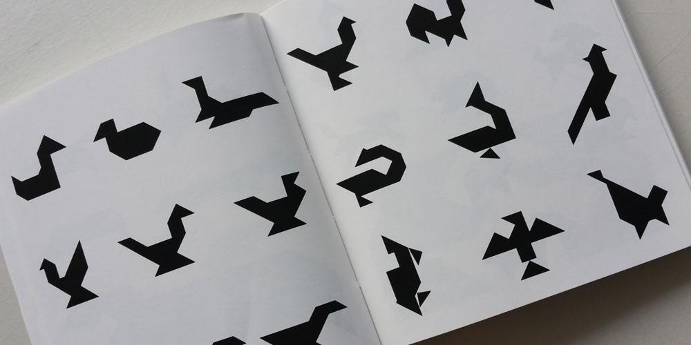 tangram de animales para imprimir