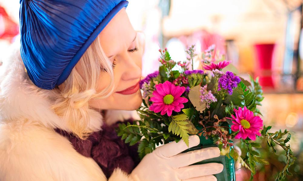 Pérdida de olfato y gusto en personas mayores