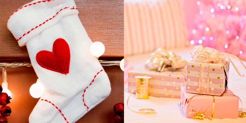 decorar en navidad el dormitorio
