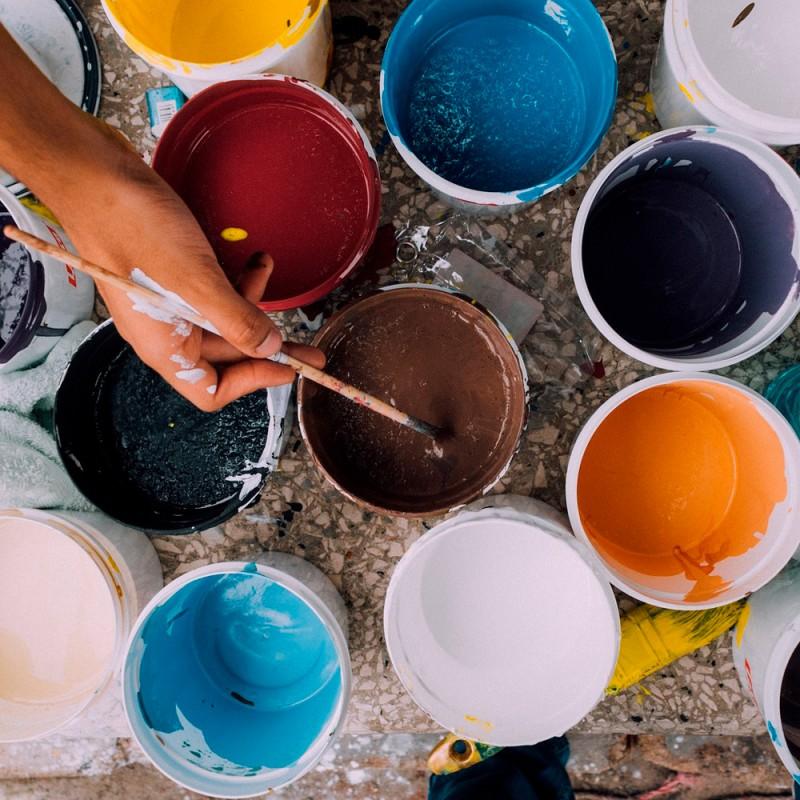 Cómo elegir el tipo de pintura de pared adecuado