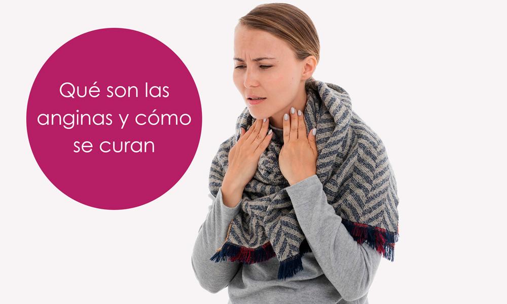cómo se curan las anginas