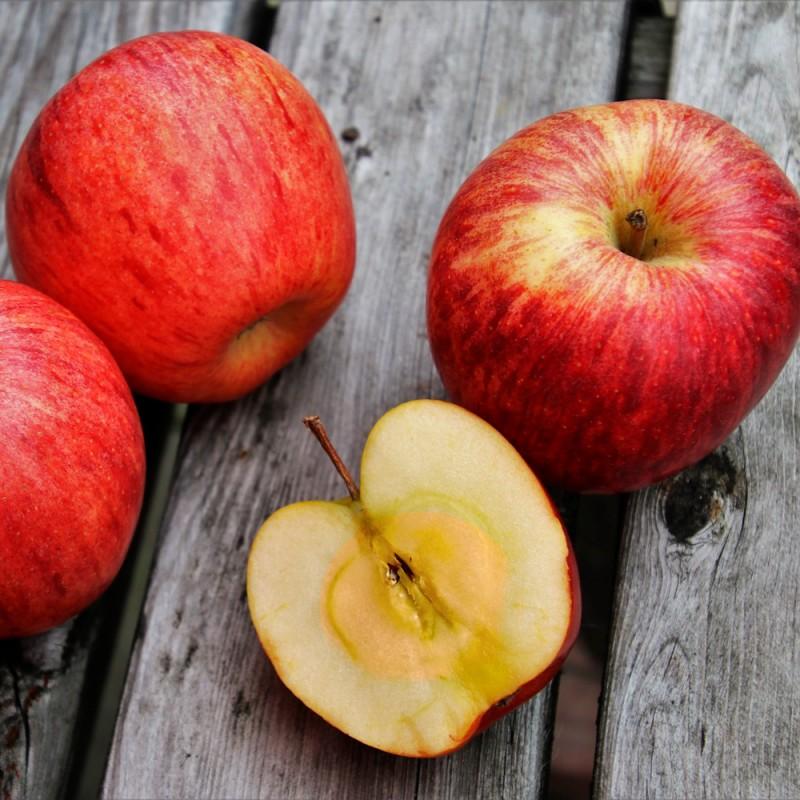 Por qué la fruta cambia de color al abrirla