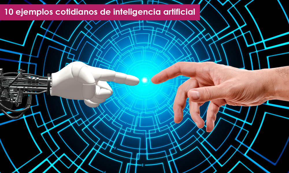 ejemplos de inteligencia artificial