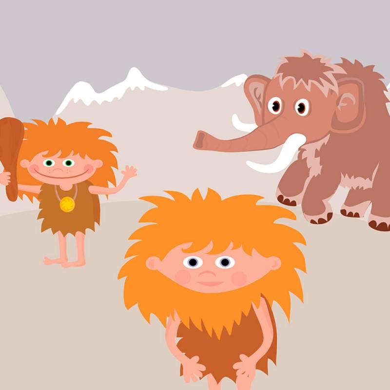 22 preguntas sobre la prehistoria para Secundaria. Test con respuestas
