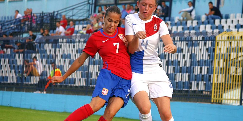 Lesión deportiva frecuente en mujeres