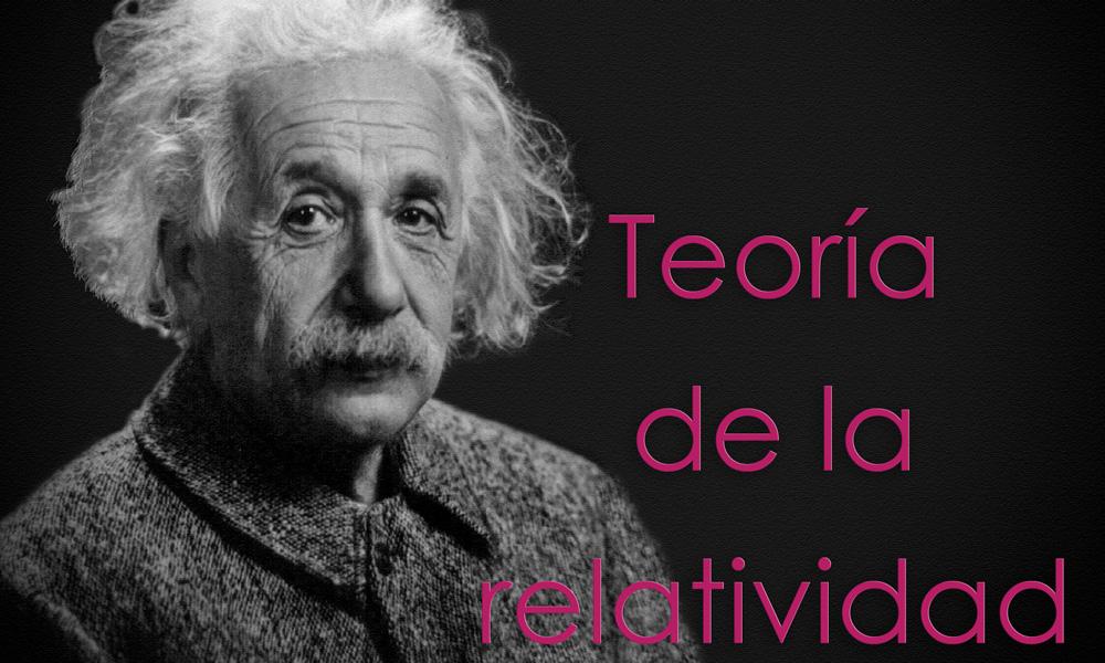 qué es la teoría de la relatividad