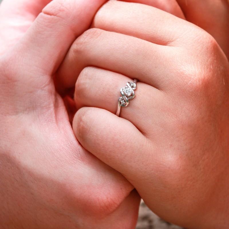 Cuál es el origen y significado del anillo de compromiso