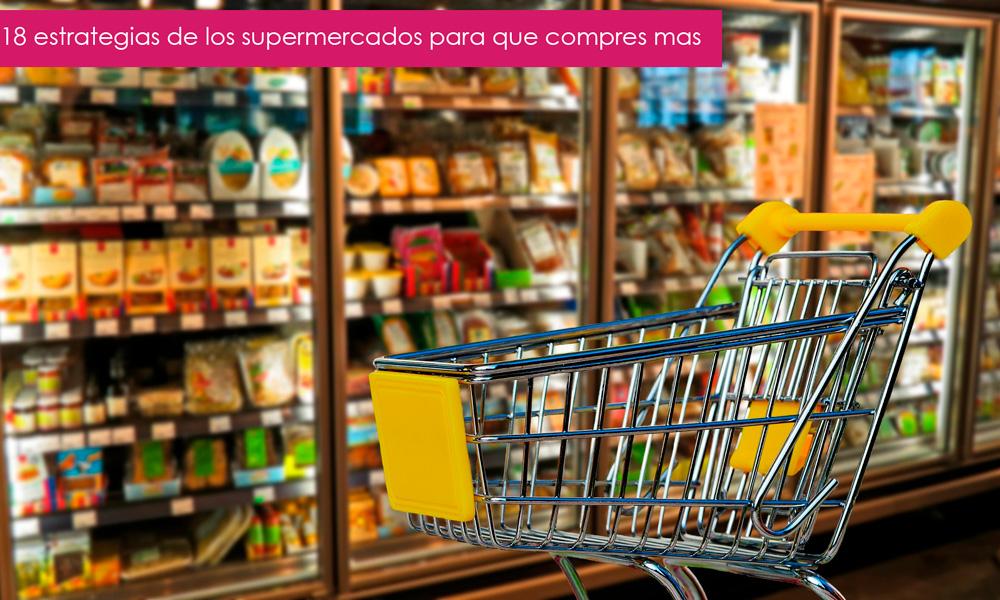 Trucos de los supermercados para vender