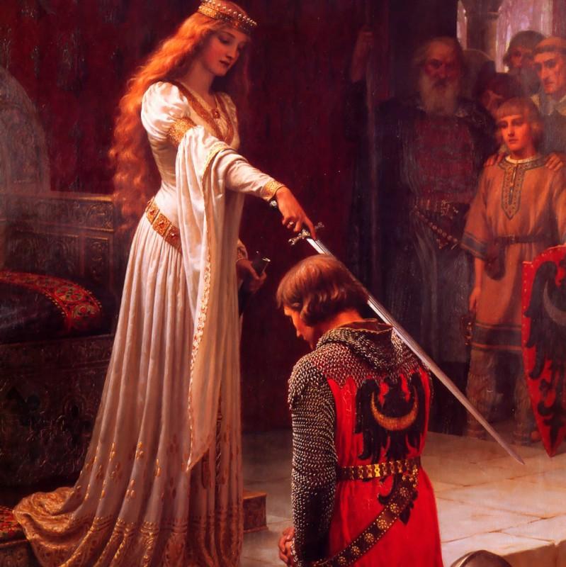 Cómo vestían hombres y mujeres en la Edad Media