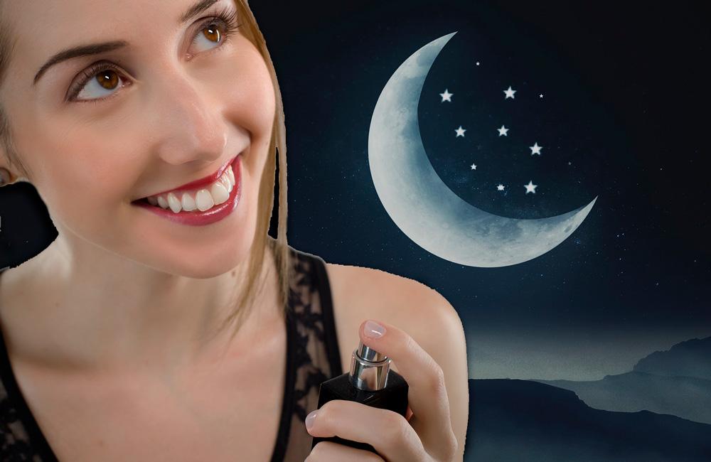 soñar con olor a perfume