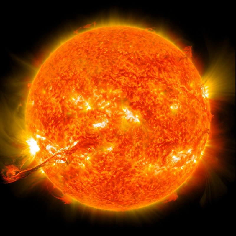Qué es una tormenta solar y cómo influye en la Tierra