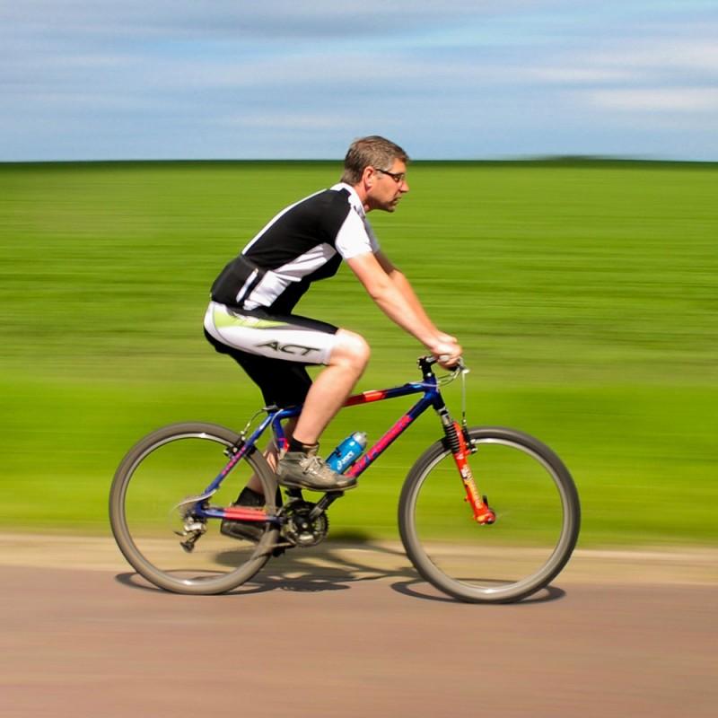Cuántas calorías se queman haciendo ciclismo
