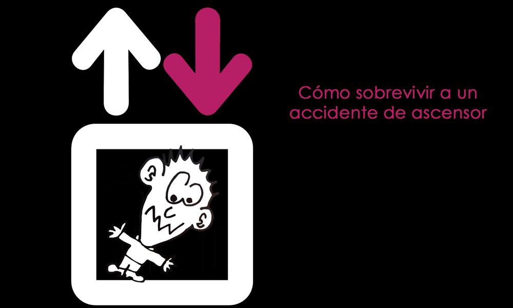 qué hacer si estás en un ascensor que cae