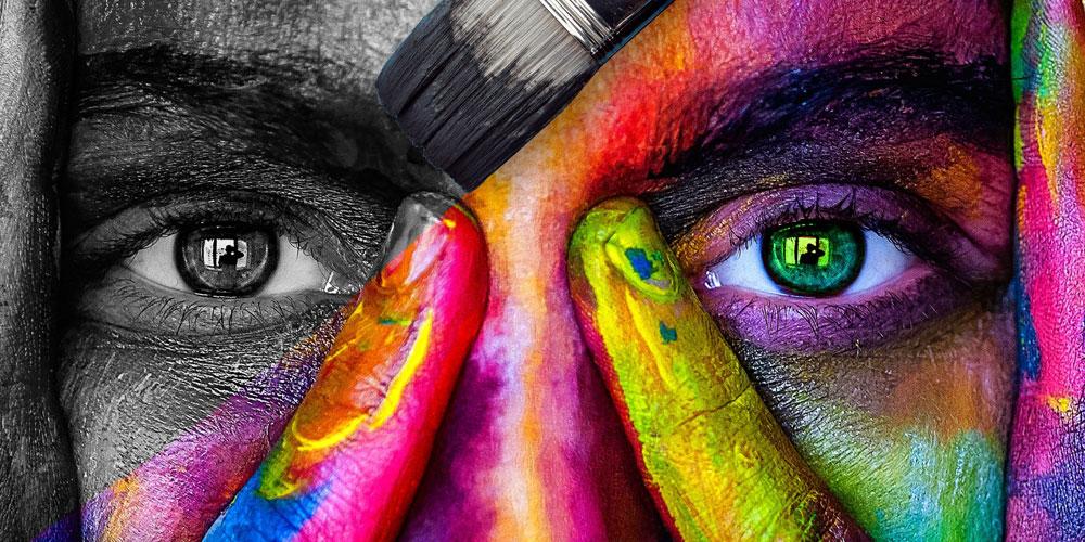 Ojos que cambian de color