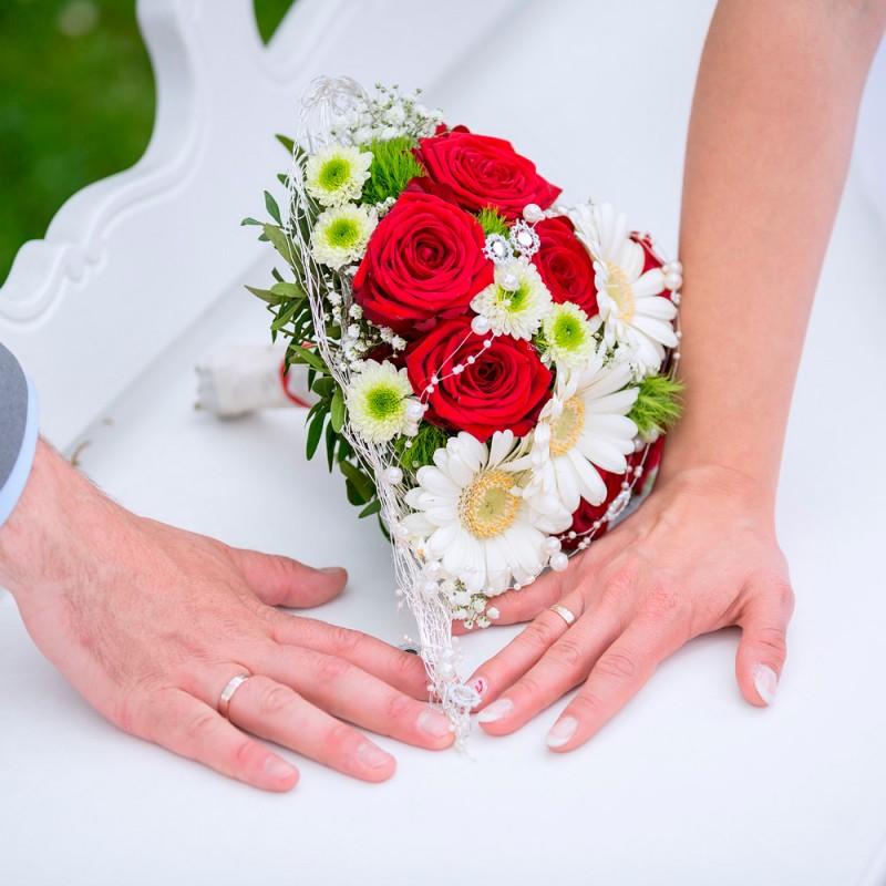 Aniversario de boda, ¿que nombre recibe cada año de casados? (Bodas de plata, oro, platino...)