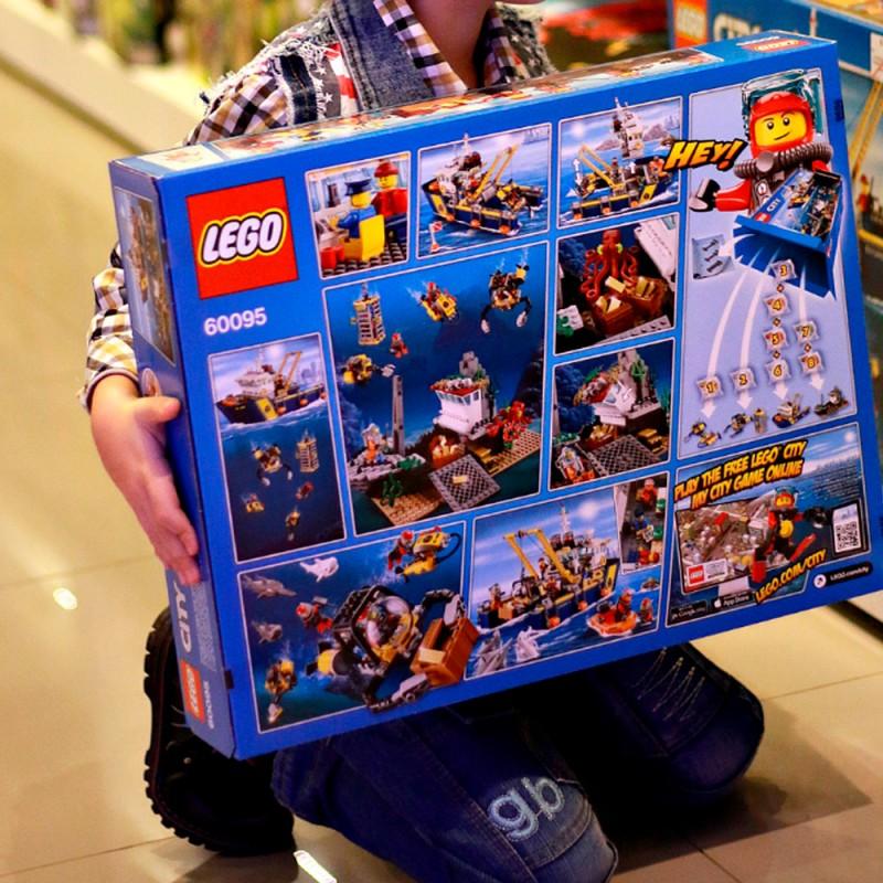 Divertidas curiosidades de LEGO que no conocías