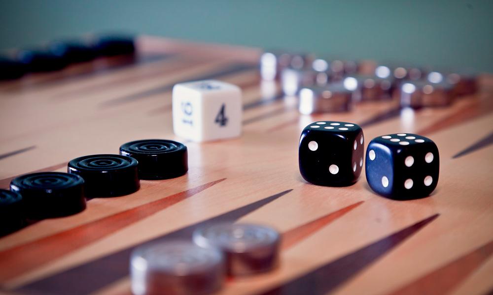 juegos antiguos: backgammon