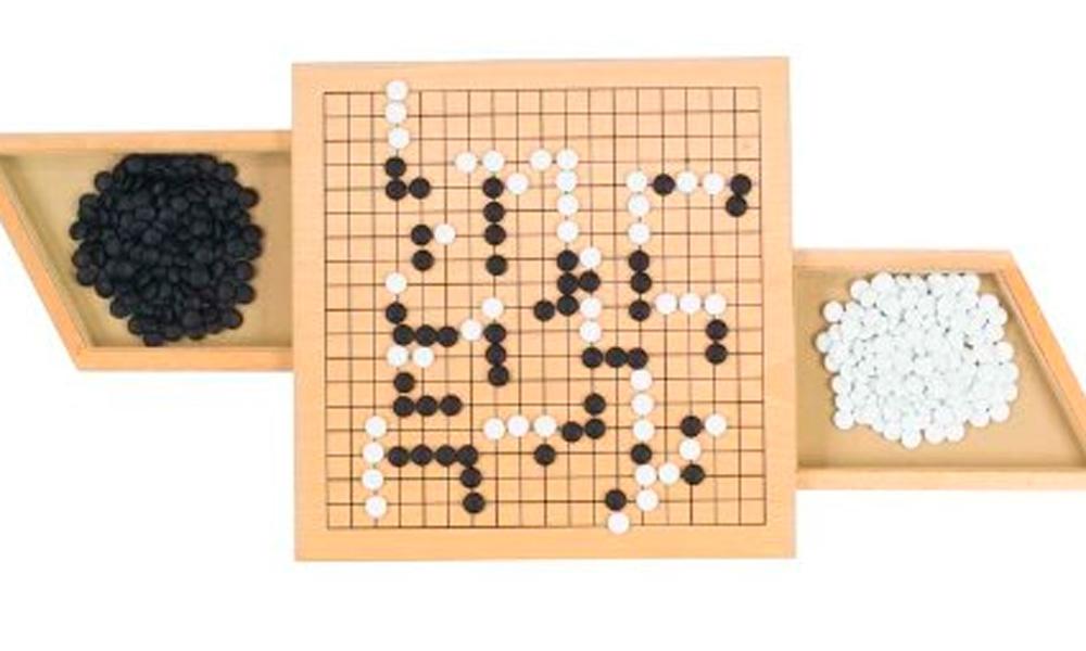 juegos de mesa antiguos: go