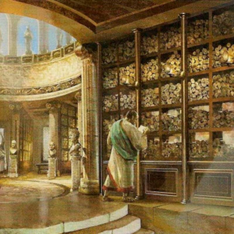 Biblioteca de Alejandría, ¿qué era y cómo desapareció?