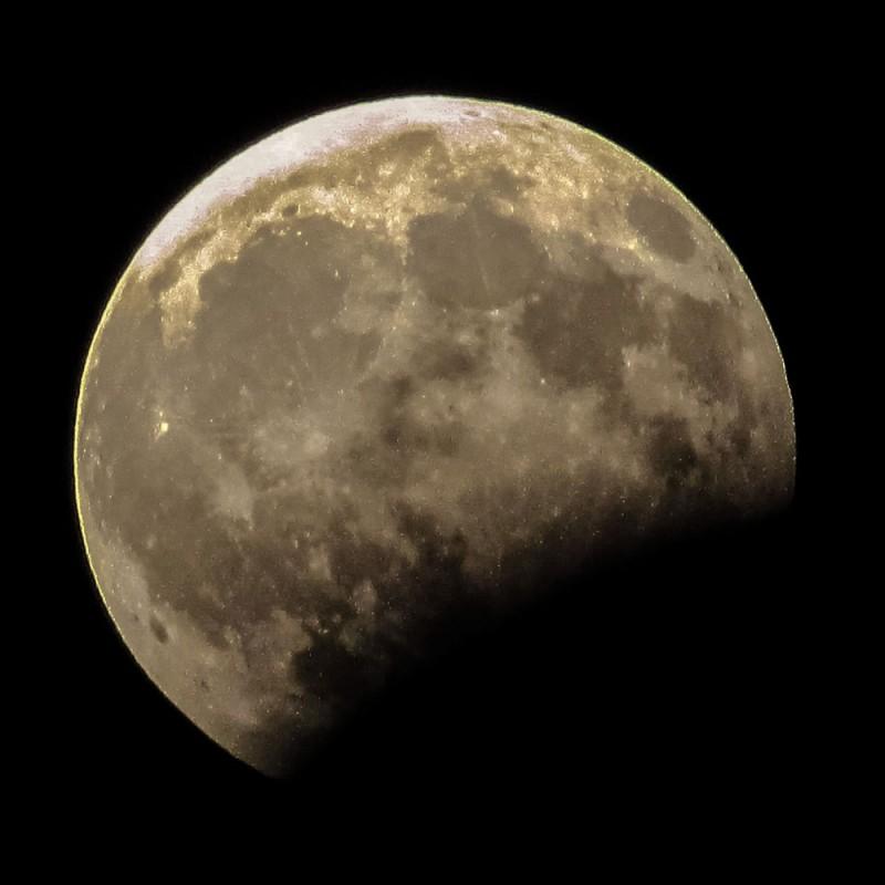 Por qué algunos eclipses lunares son más largos que otros