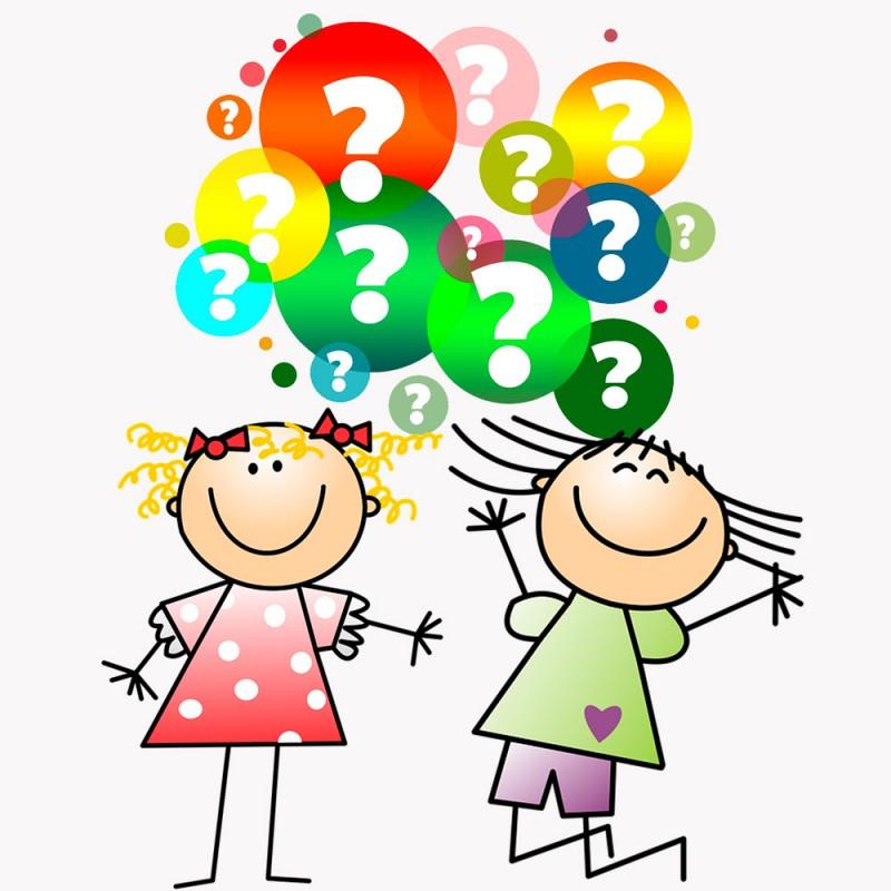 72 preguntas divertidas para hacer un concurso con los niños