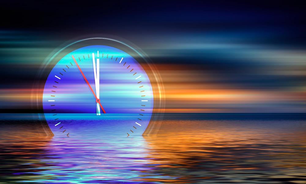 por qué el día cambia a las 24 horas