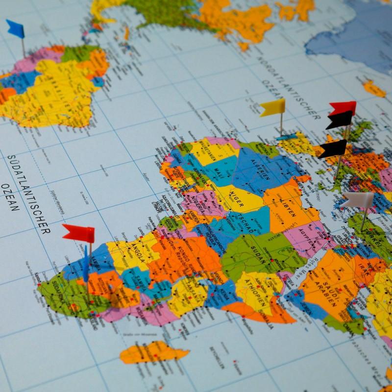 ¿Cuál es la capital de....? Test de las capitales del mundo