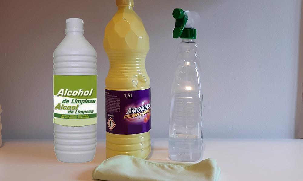 Como elaborar limpiador multiusos casero