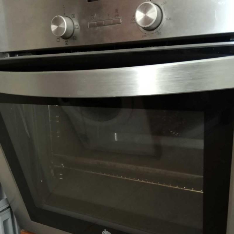 Cómo limpiar el doble cristal del horno sin desarmarlo (truco sencillo)