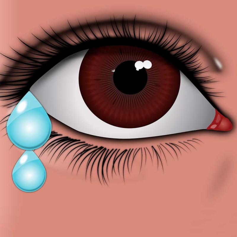 Por qué me llora un ojo (10 causas y soluciones al lagrimeo)