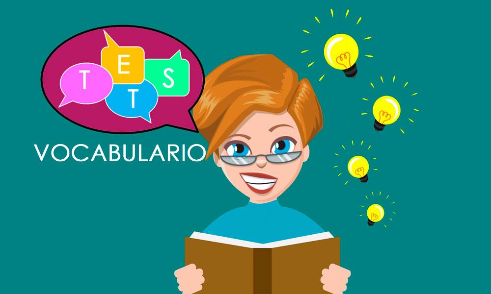 test de vocabulario (20 preguntas con soluciones)
