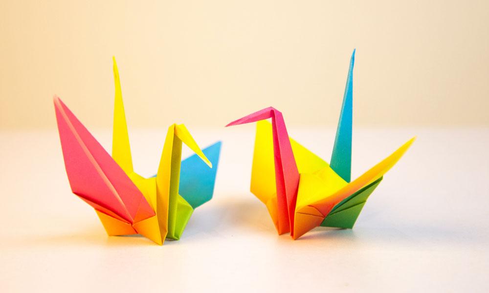 origami casero