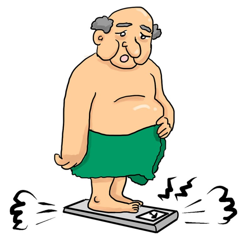 Test para saber si sufres obesidad o sobrepeso