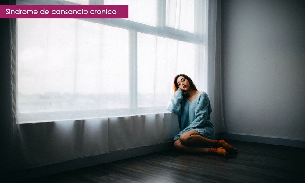 síndrome de cansancio crónico