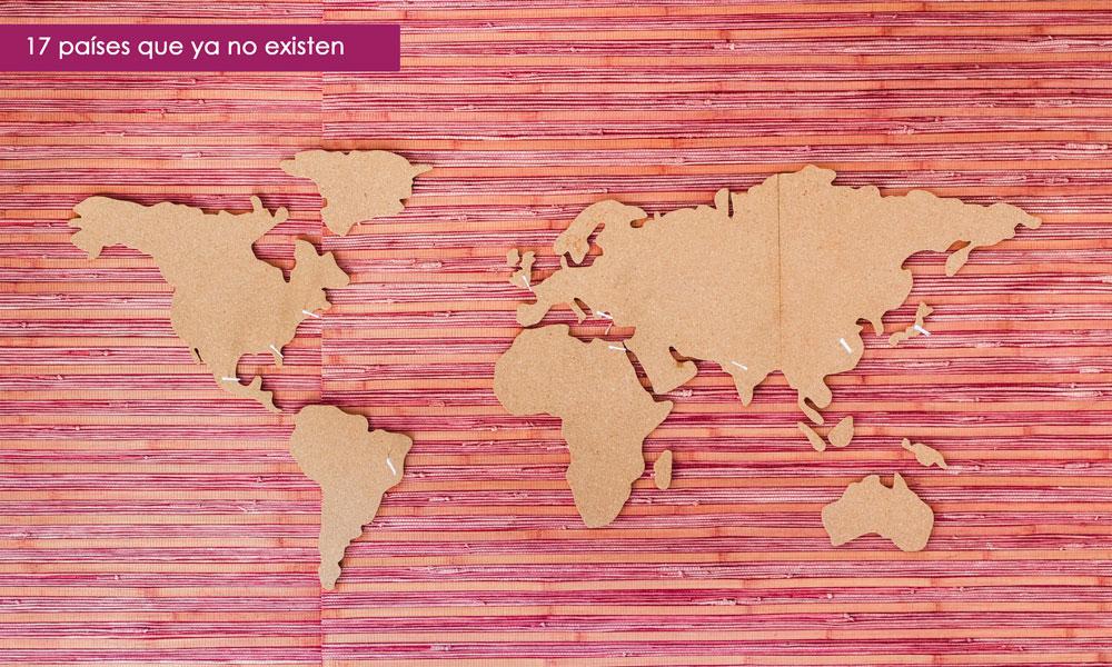 países que ya no existen