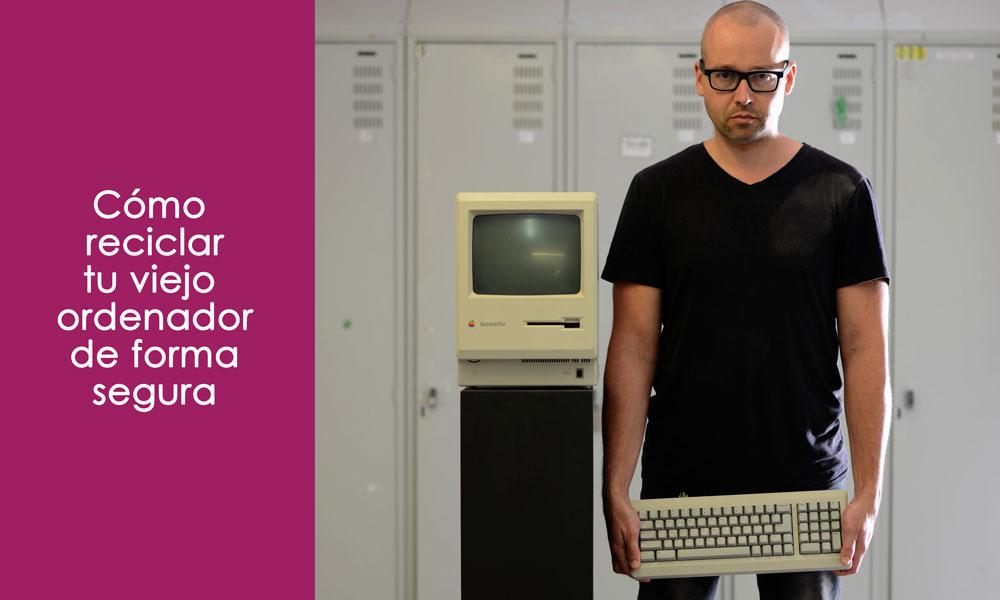 cómo reciclar tu viejo PC