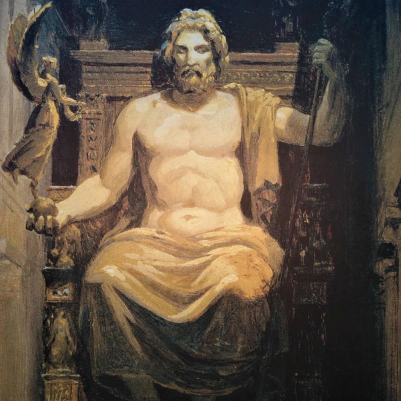 Cuáles son los mitos más sorprendentes de Zeus. Mitología del Dios Griego del Olimpo