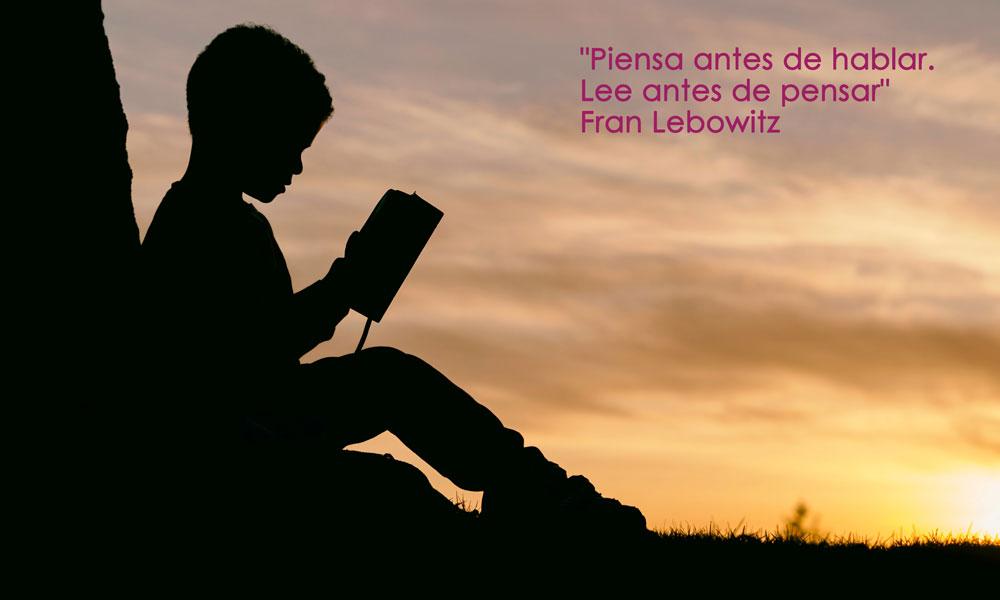 frases sobre la lectura y el placer de leer