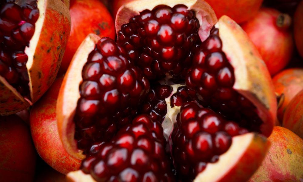 granada, una superfruta