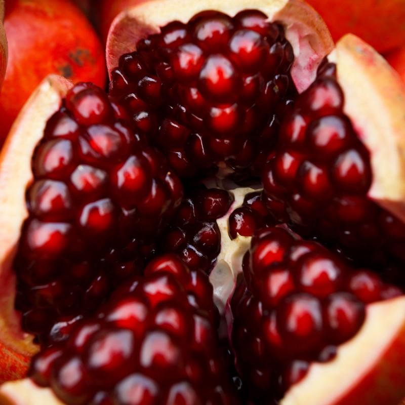 Cuáles son los beneficios de la granada (una superfruta de otoño)