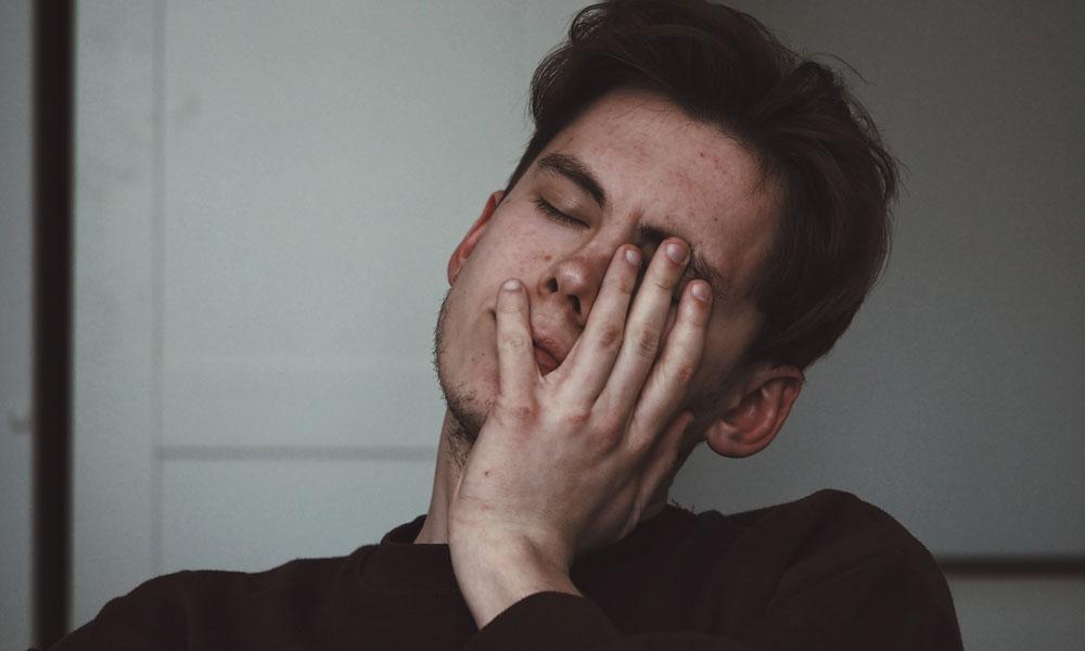 afrontar el día cuando has dormido mal