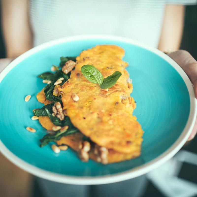 Con qué combinar una tortilla francesa (14 recetas con distintos ingredientes)