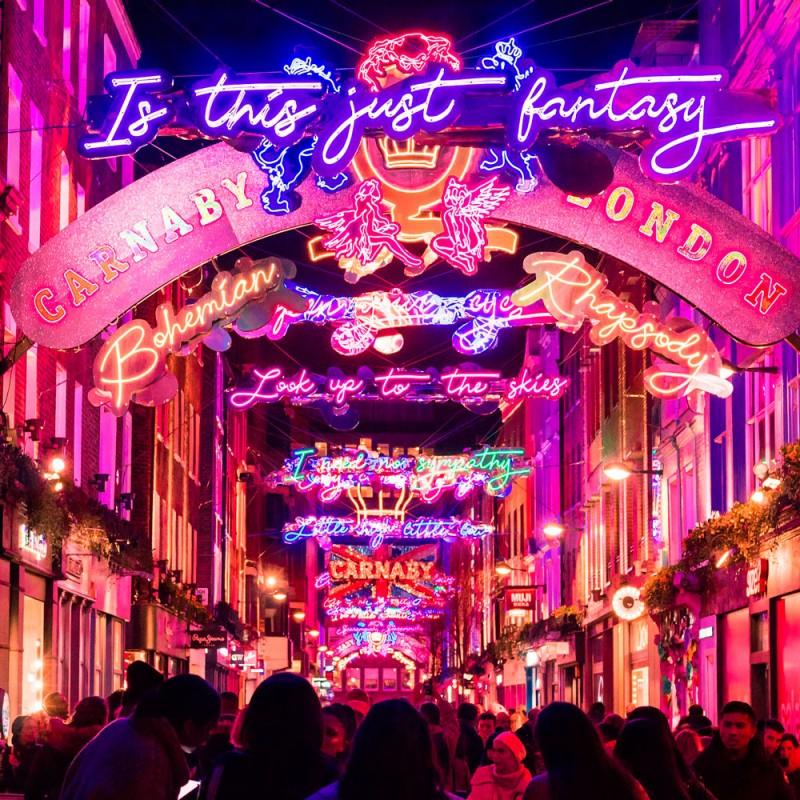 Cómo se celebra Navidad y Fin de Año en Inglaterra