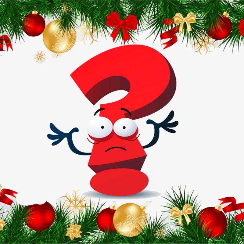 8 acertijos de Navidad para poner a prueba tu capacidad de lógica
