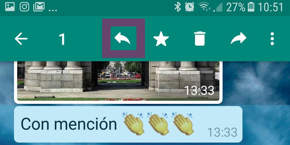 Trucos útiles de whatsapp